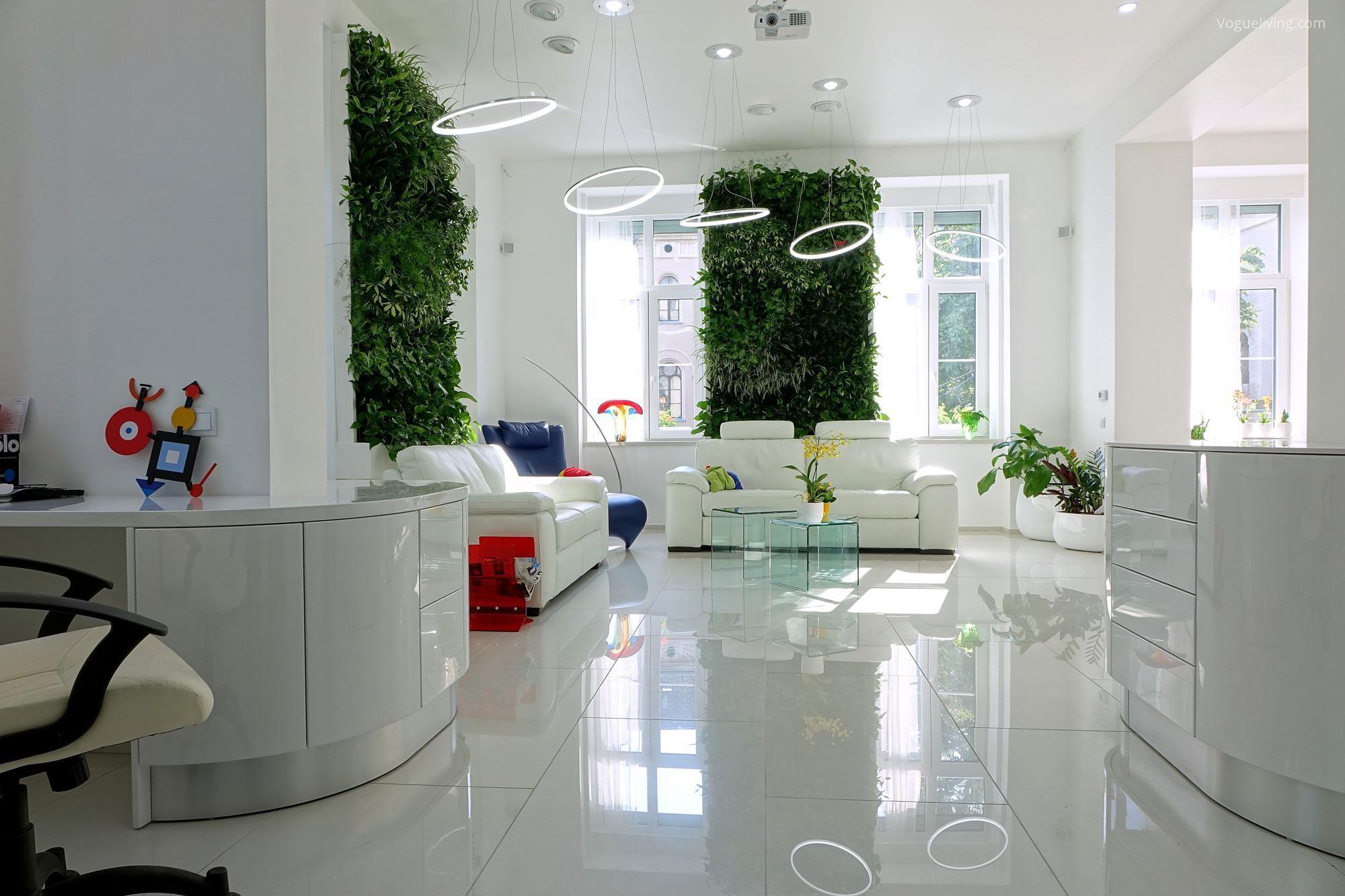 Fehér nappali // HOMEINFO.hu - Inspirációtár