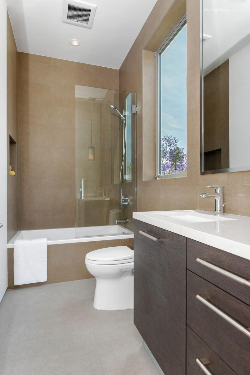 Modern fürdőszoba // HOMEINFO.hu - Inspirációtár