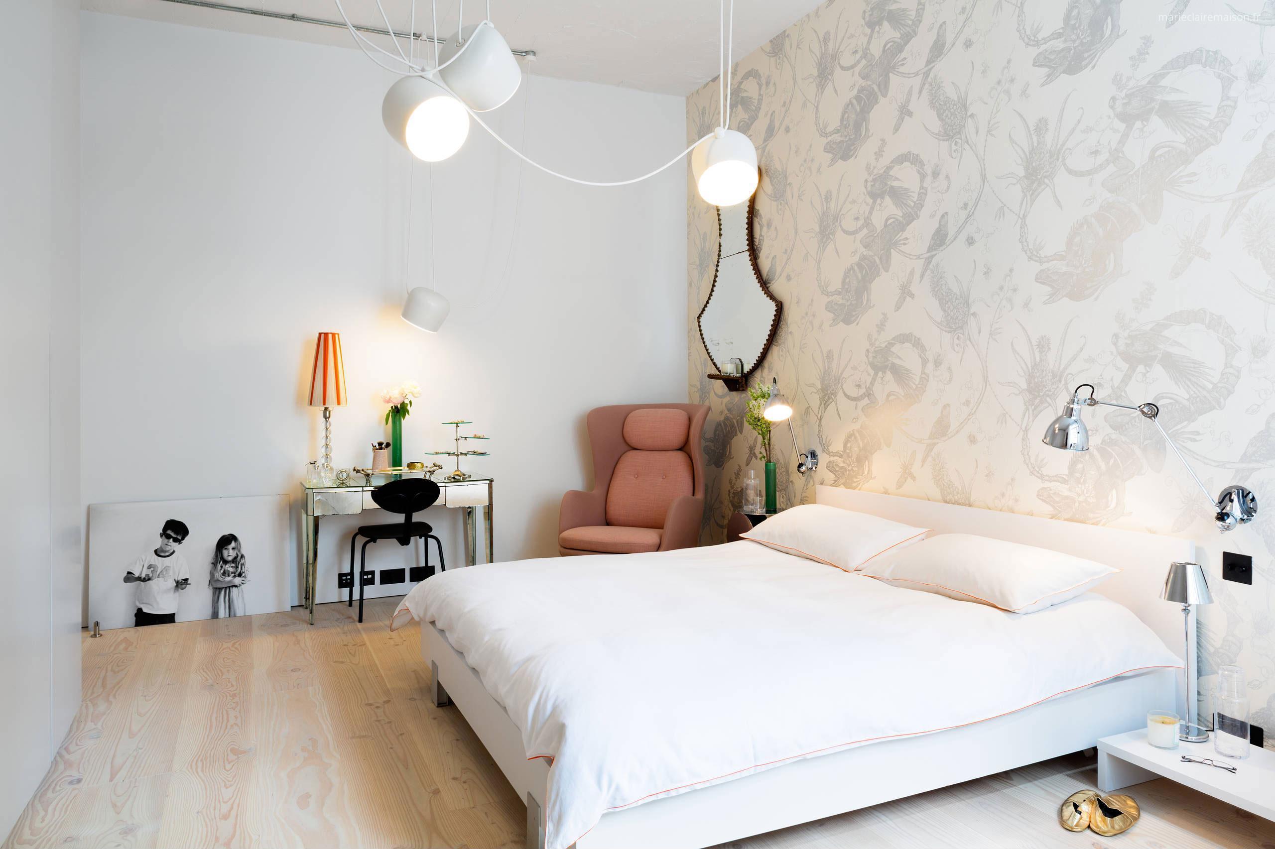 Modern hálószoba ötletek, modern hálószoba képek, fotók ...