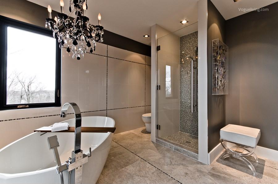 Elegáns fürdőszoba // HOMEINFO.hu - Inspirációtár