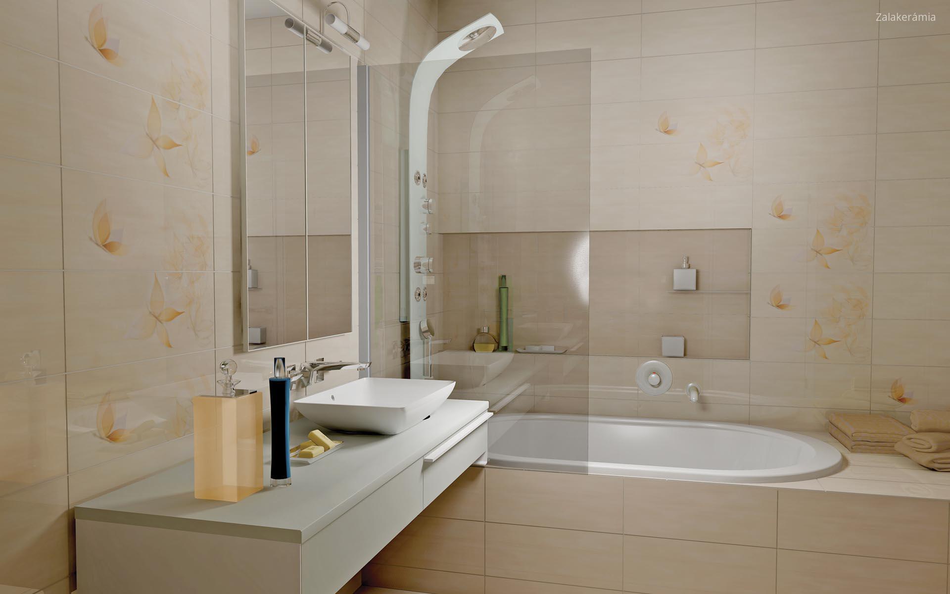 AZALI fürdőszoba burkolat // HOMEINFO.hu - Inspirációtár