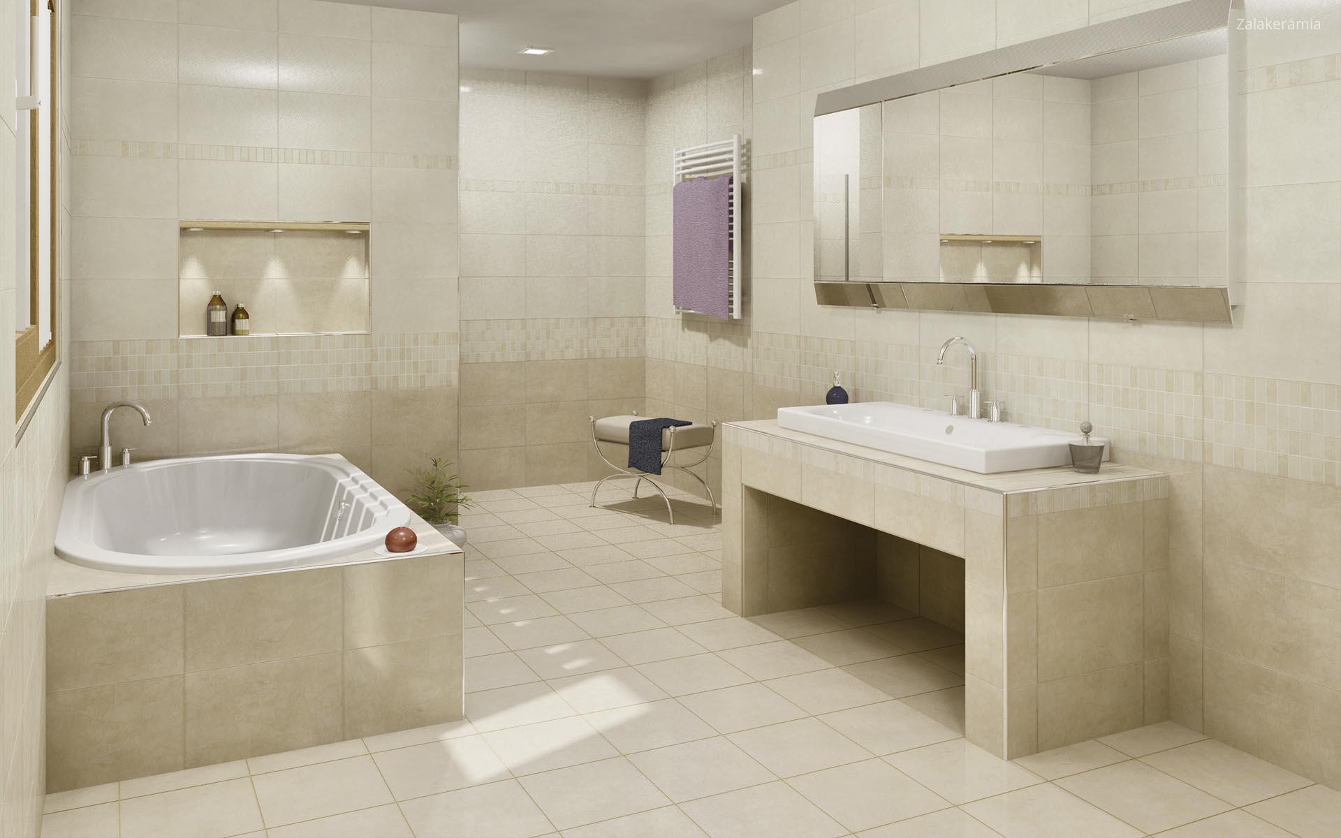 ALBUS fürdőszoba burkolat