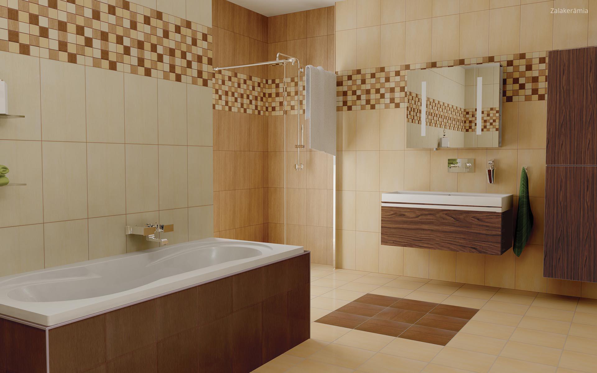 LEGNO fürdőszoba burkolat