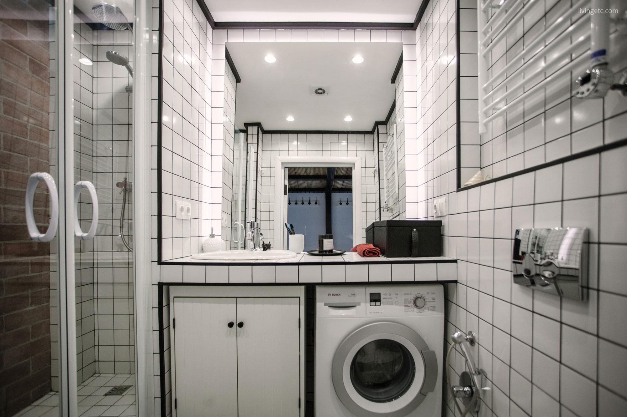 Kicsi fürdőszoba