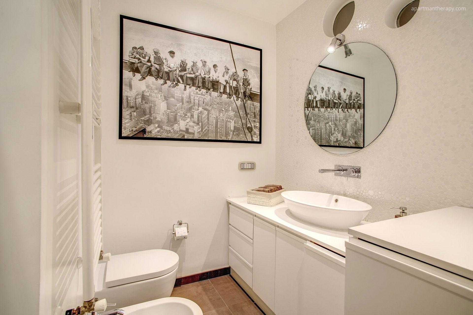 Kicsi fürdőszoba // HOMEINFO.hu - Inspirációtár