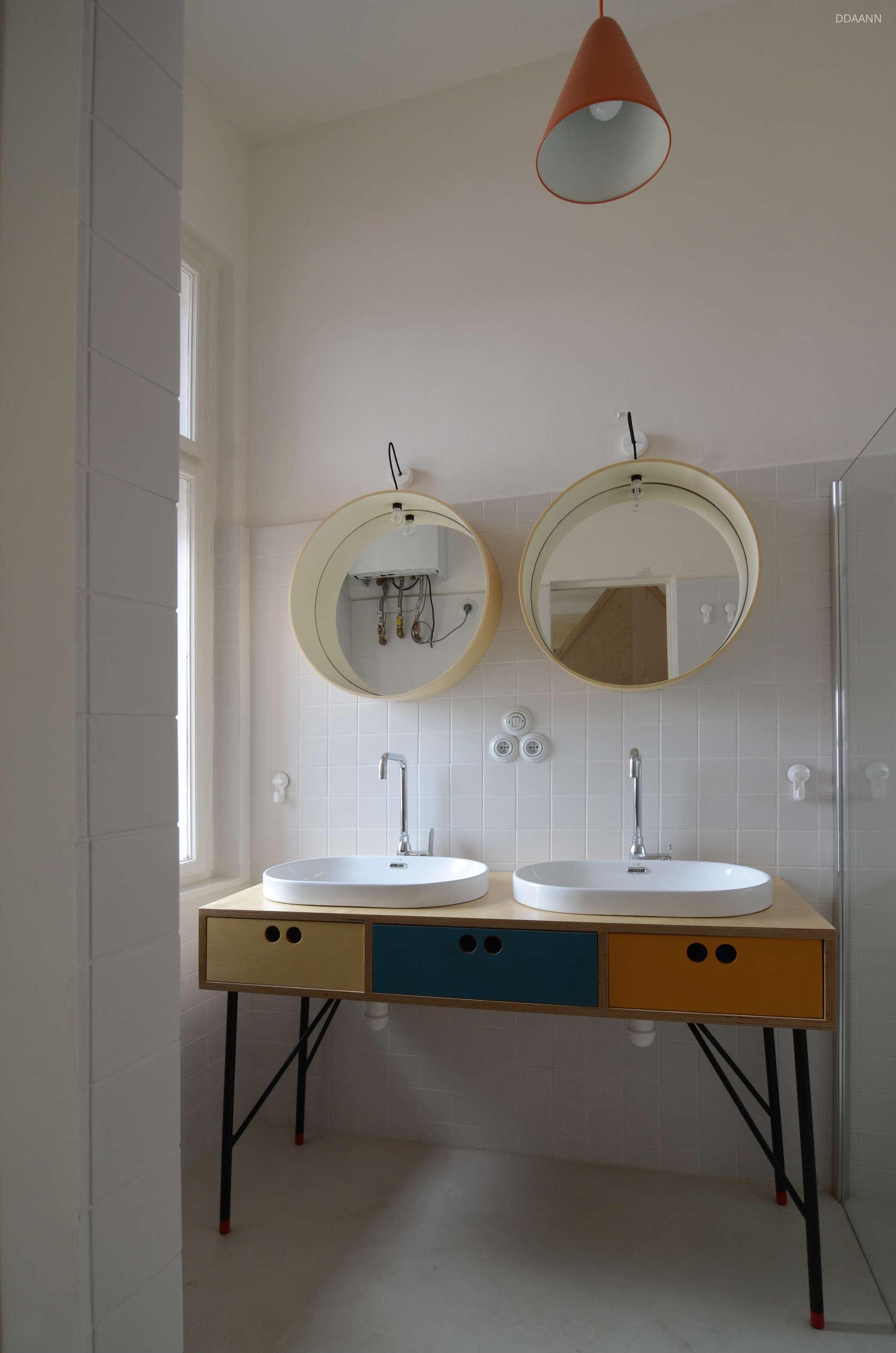 Retró fürdő // HOMEINFO.hu - Inspirációtár