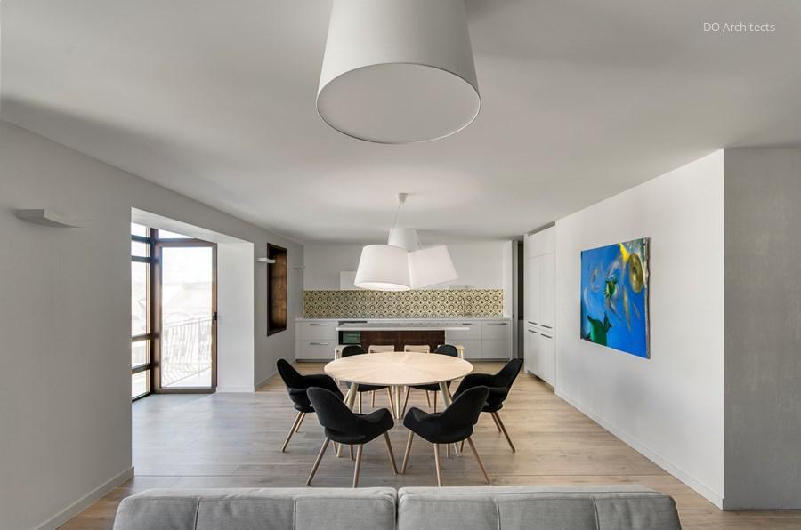 Design lámpa az étkezőben // HOMEINFO.hu - Inspirációtár