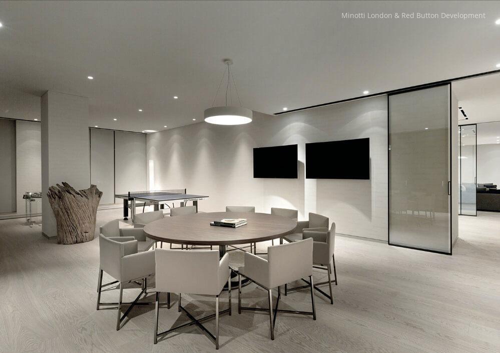 Kör alakú étkezőasztal // HOMEINFO.hu - Inspirációtár