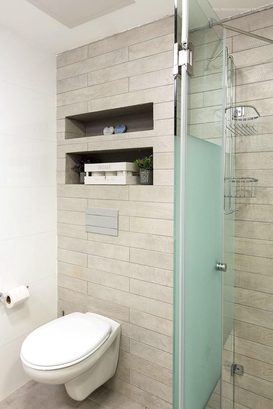 Kicsi fürdőszoba zuhanyfülkével // HOMEINFO.hu - Inspirációtár