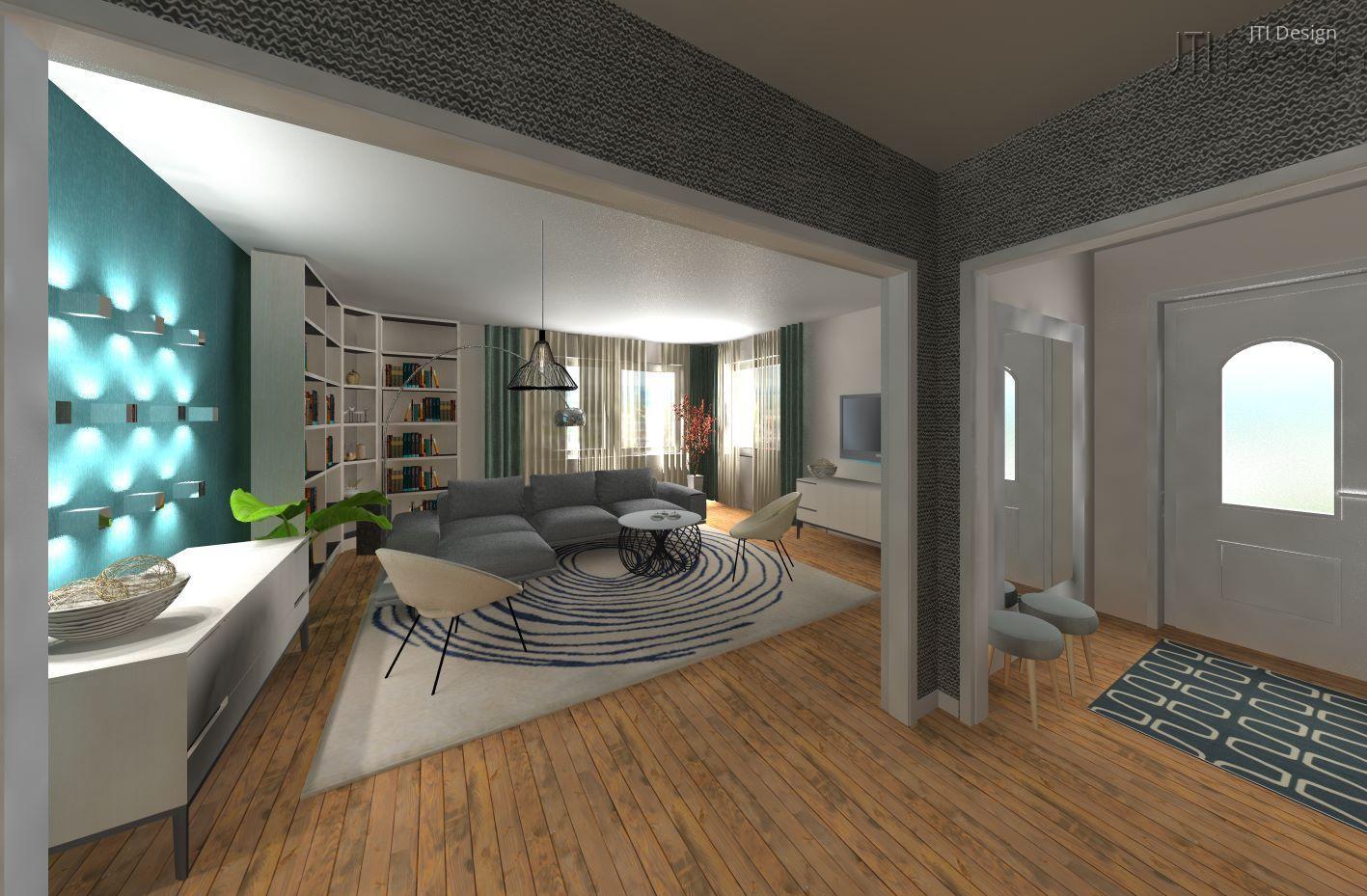 Nappali szoba festés ötletek