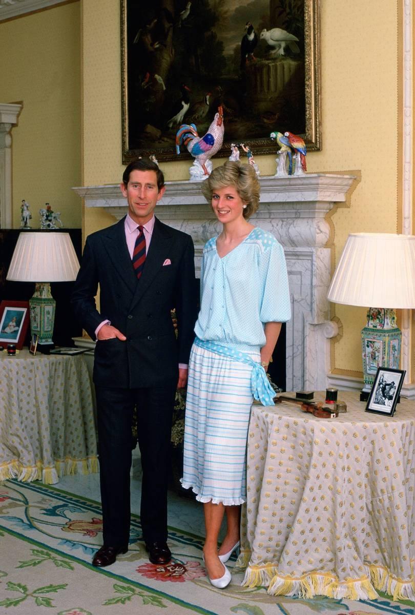 Hogyan dekorálta a lakásukat Princess Diana? full_3