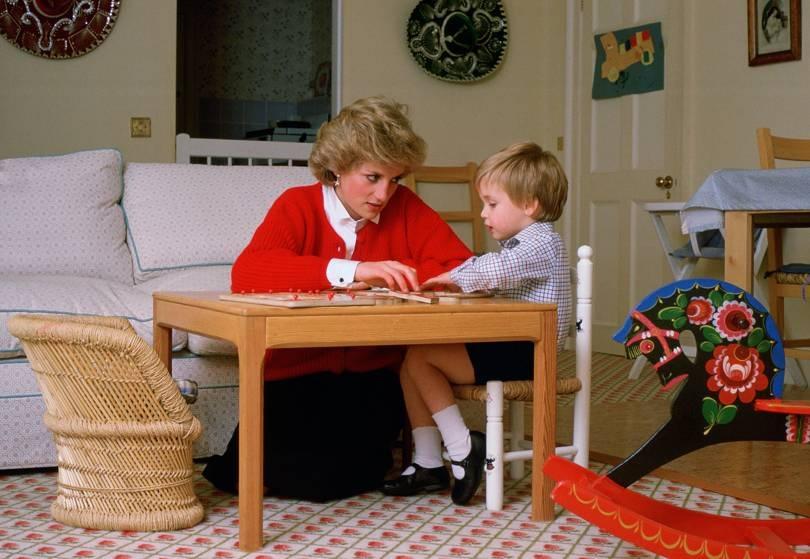 Hogyan dekorálta a lakásukat Princess Diana? full_7