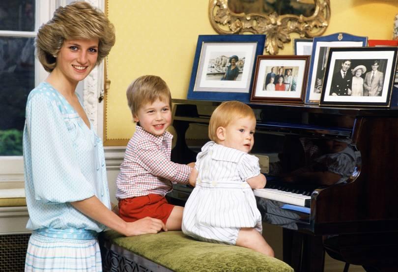 Hogyan dekorálta a lakásukat Princess Diana? full_5