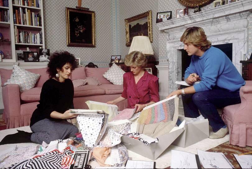 Hogyan dekorálta a lakásukat Princess Diana? full_2