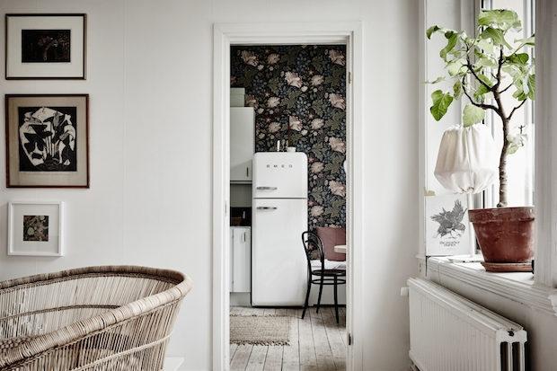 Pici skandináv lakás - HOMEINFO.hu - blogtár