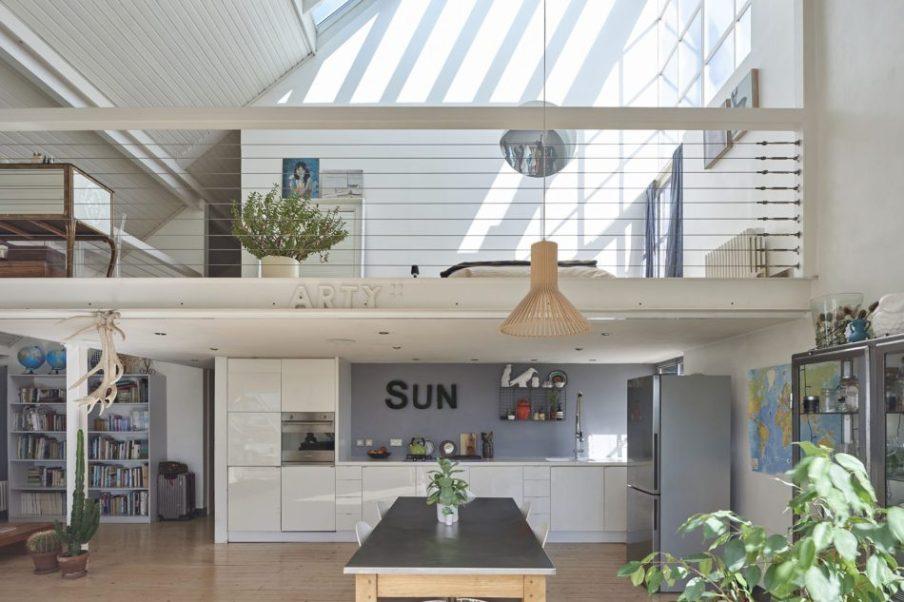 Tetőtéri kis lakás lenyűgöző terasszal intro_0