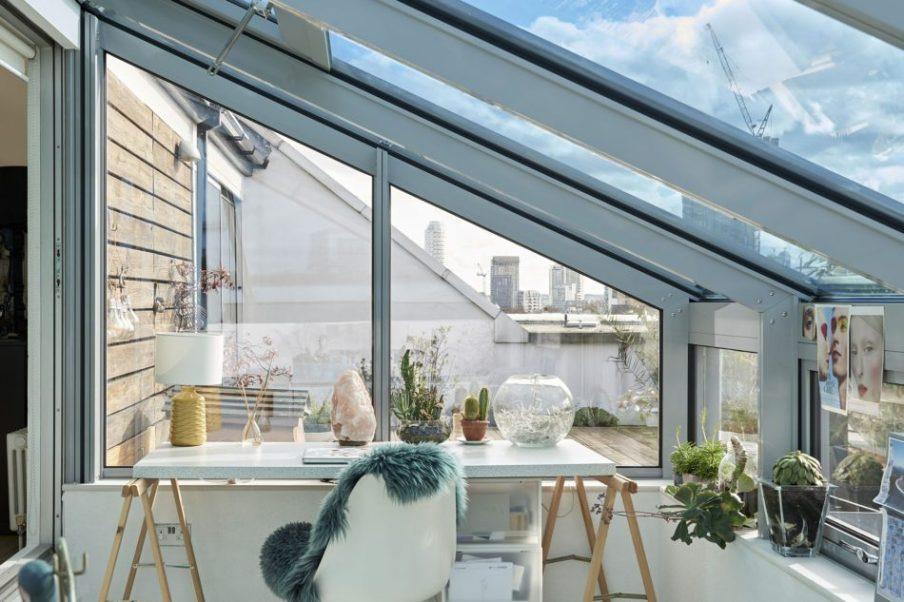 Tetőtéri kis lakás lenyűgöző terasszal full_9