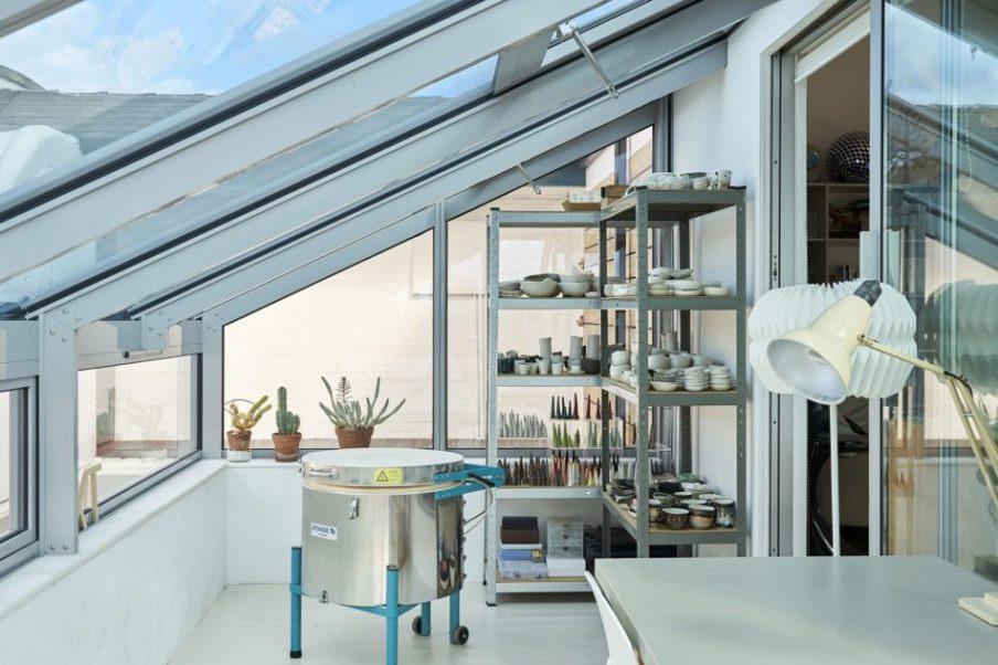 Tetőtéri kis lakás lenyűgöző terasszal full_10