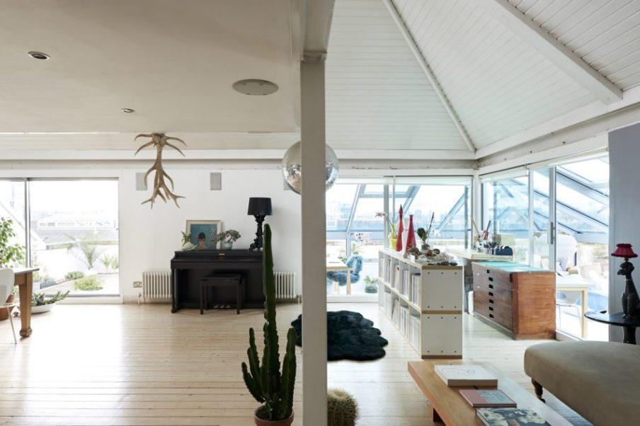 Tetőtéri kis lakás lenyűgöző terasszal full_2