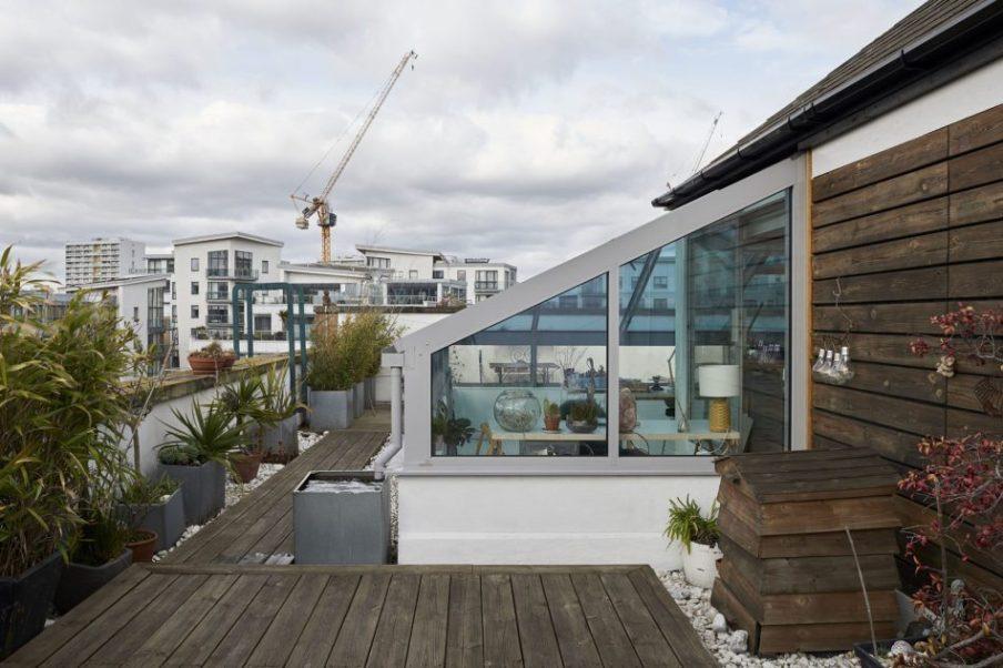 Tetőtéri kis lakás lenyűgöző terasszal full_12