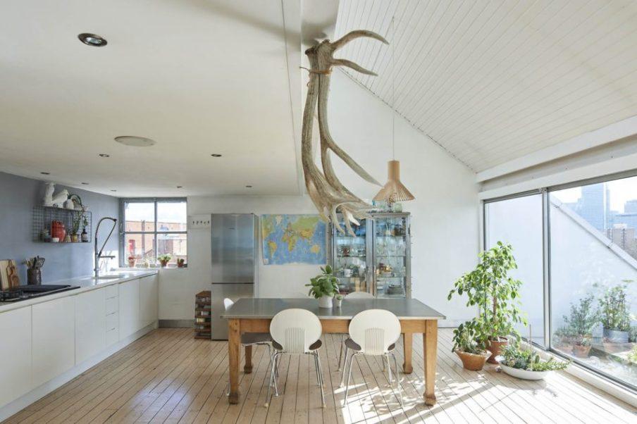 Tetőtéri kis lakás lenyűgöző terasszal full_3