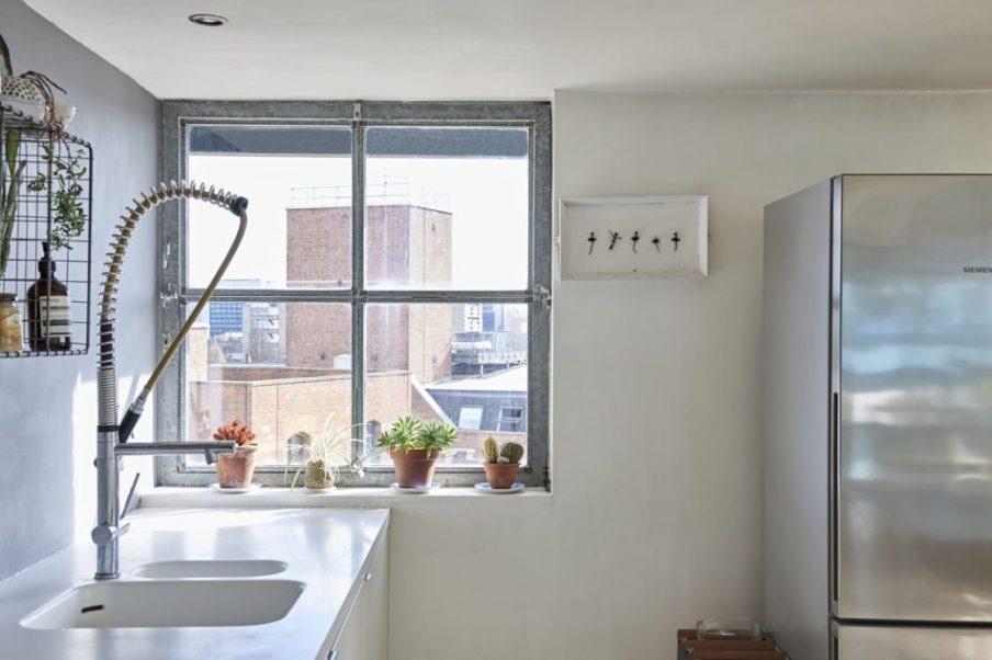 Tetőtéri kis lakás lenyűgöző terasszal full_5
