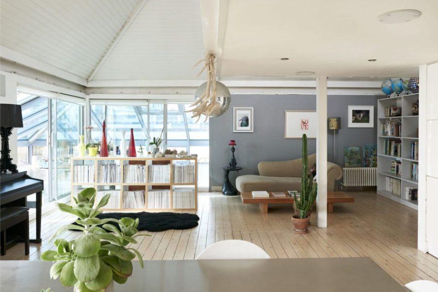 Tetőtéri kis lakás lenyűgöző terasszal full_6