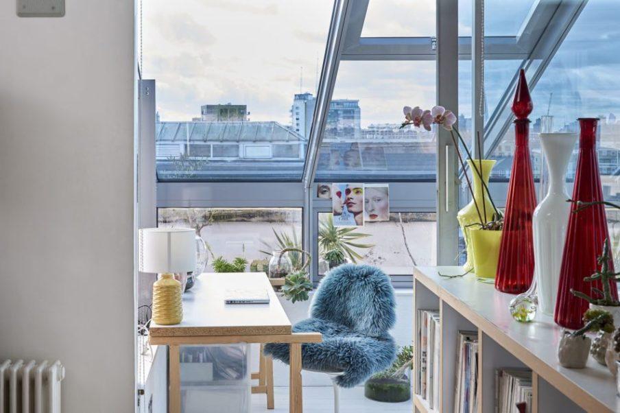 Tetőtéri kis lakás lenyűgöző terasszal full_8
