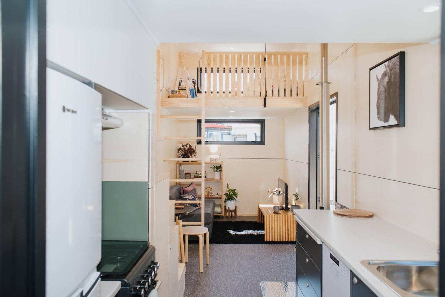 Konténerház, teljes kényelemmel felszerelve - 20 m2-en full_6
