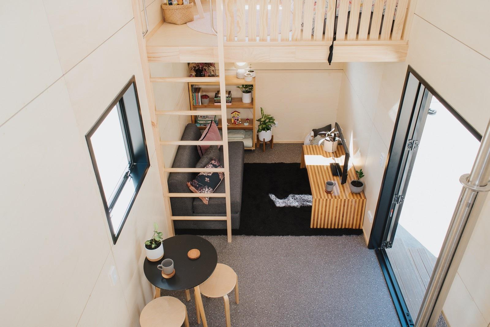 Konténerház, teljes kényelemmel felszerelve - 20 m2-en full_9