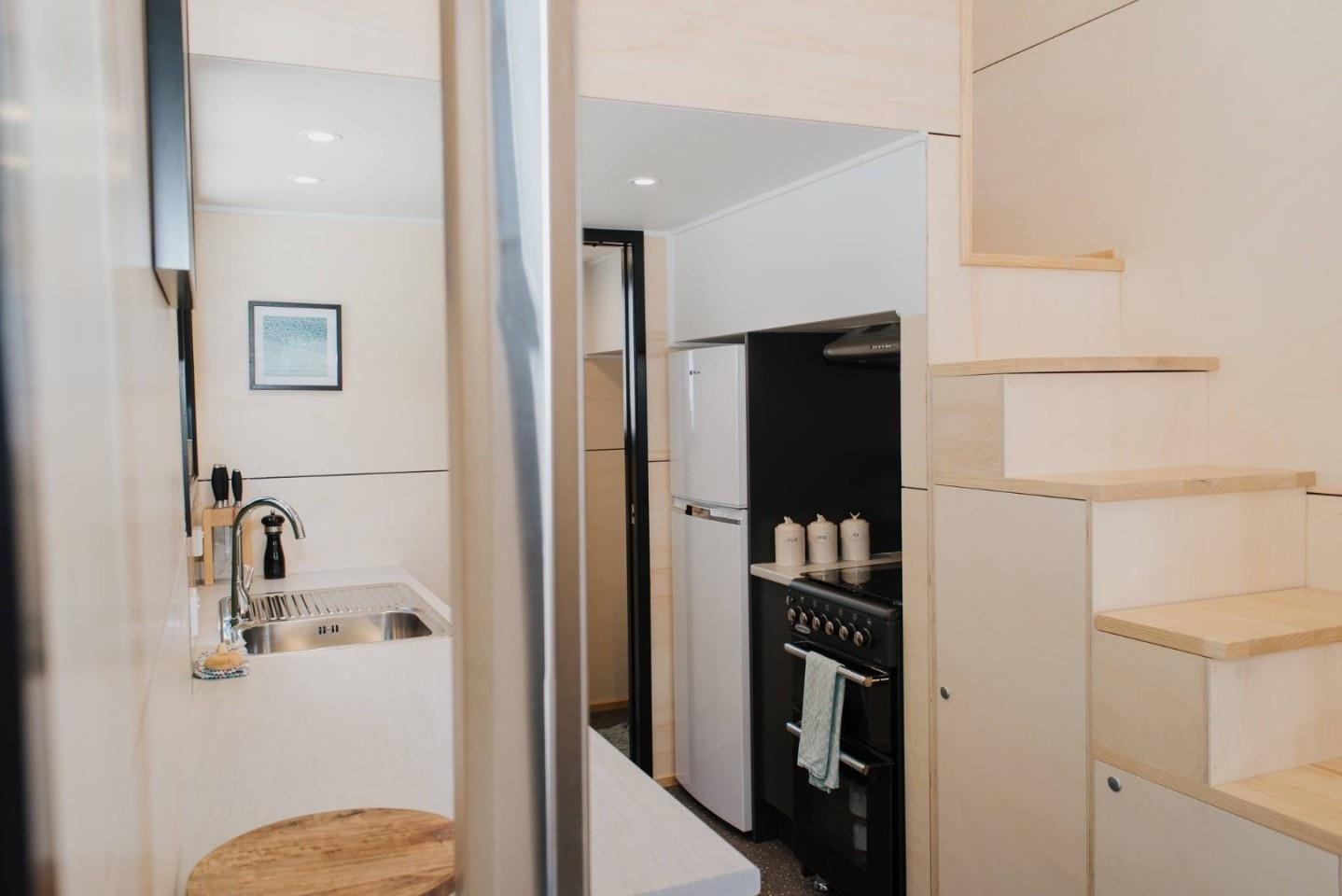 Konténerház, teljes kényelemmel felszerelve - 20 m2-en full_3
