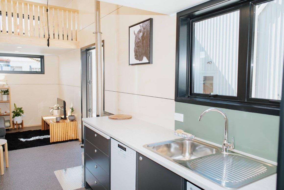Konténerház, teljes kényelemmel felszerelve - 20 m2-en full_4