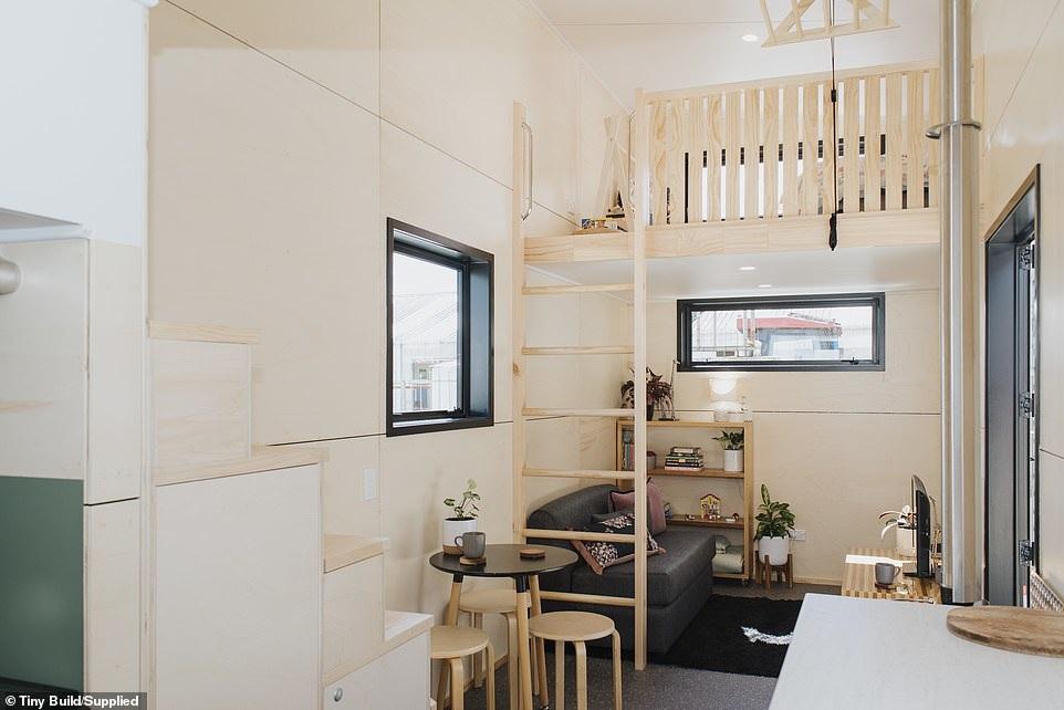 Konténerház, teljes kényelemmel felszerelve - 20 m2-en full_0