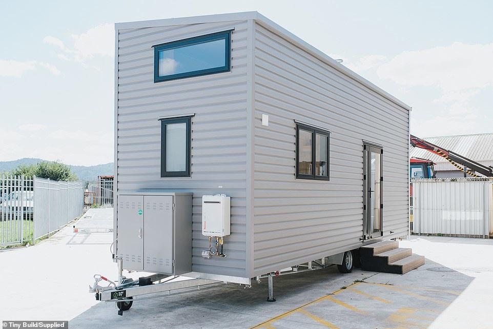 Konténerház, teljes kényelemmel felszerelve - 20 m2-en full_13