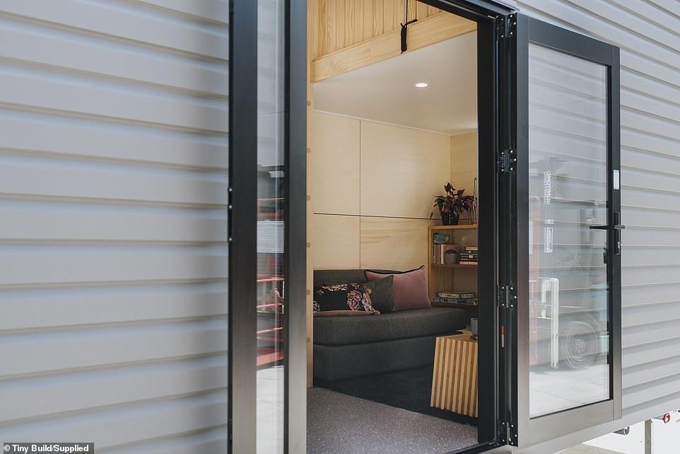 Konténerház, teljes kényelemmel felszerelve - 20 m2-en full_11