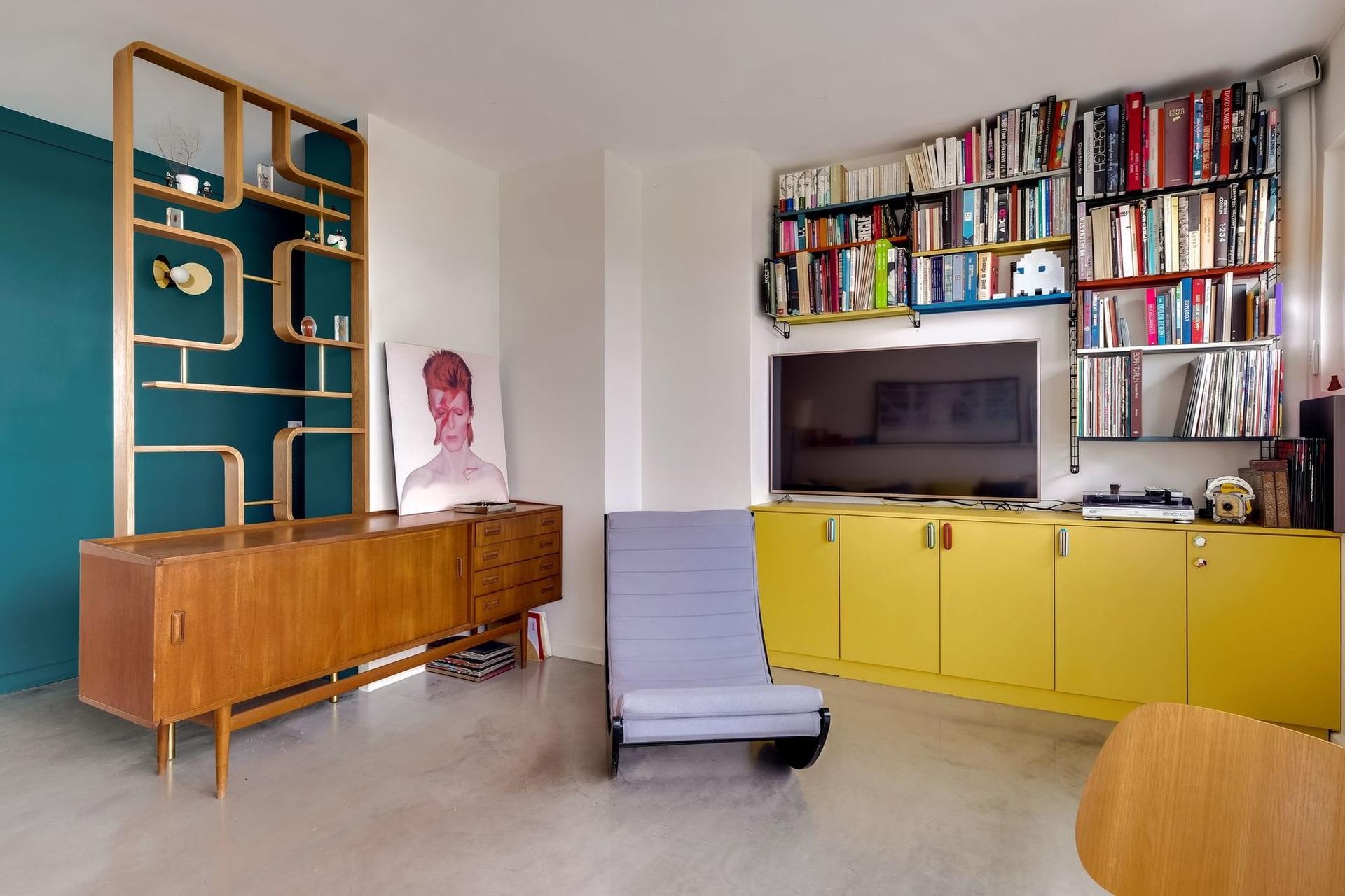 Különleges párizsi lakás télikerttel full_8